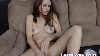 I have Twosome amazing masturbating orgasms with my vibrator AND dildo