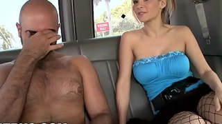 BAIT BUS - Straight Guy Alex Slater Gives Up His Ass For Cash Concerning Jeremy Bilding